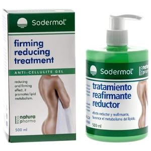 mejor crema reductora abdomen hombre gel reductor anticelulítico sodermol