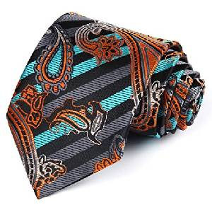 mejores corbatas para hombre estampados hisdern