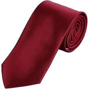 mejores corbatas para hombre lisa dondon