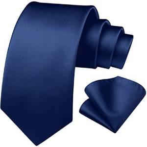 mejores corbatas para hombre lisa enlision