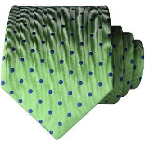 mejores corbatas para hombre lunares biyini