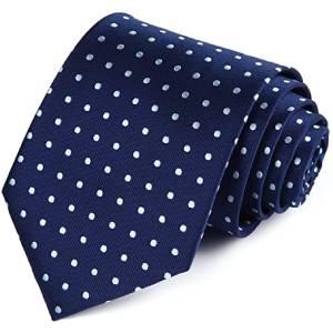 mejores corbatas para hombre lunares hisdern