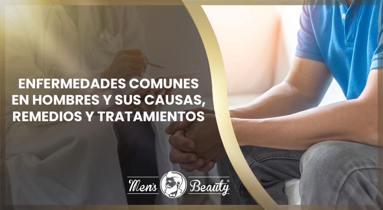 enfermedades hombre comunes salud masculina