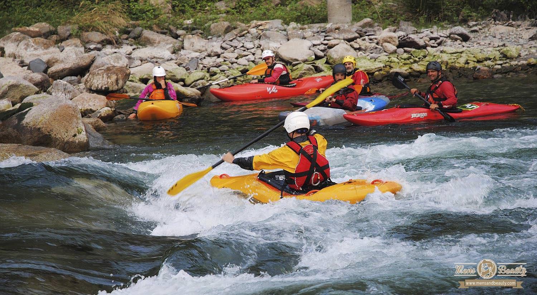 ideas planes despedida de soltero descenso en kayak