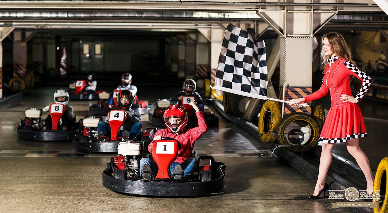 ideas planes despedidas de soltero karting