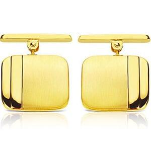 mejores gemelos camisa hombre mancuernillas oro spirit