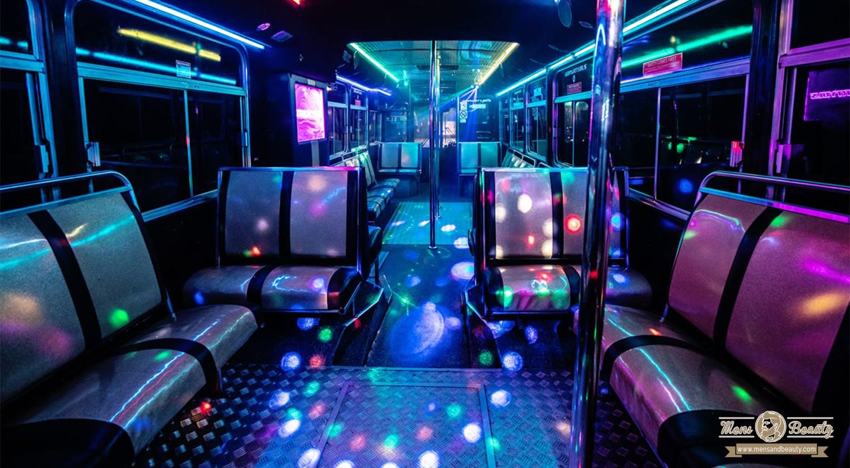 ideas planes despedida de soltero party bus