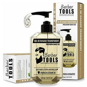 mejor gel afeitar hombre barber tools