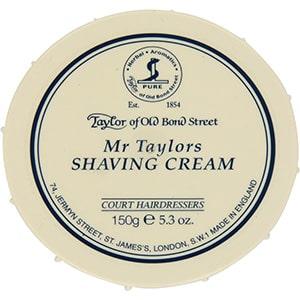 mejor gel espuma crema de afeitar hombre crema afeitar crema afeitado mr taylors taylor of bond street