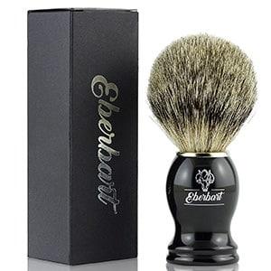 mejores brochas afeitar hombre eberbart