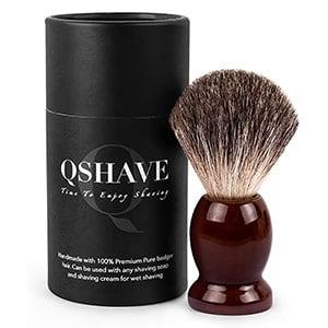 mejores brochas afeitar hombre qshave