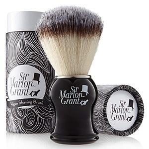 mejores brochas afeitar hombre sir marlon grant