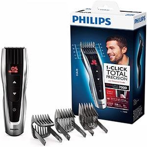 mejores cortapelos profesionales cara barba pelo cuerpo philips philips hc746015