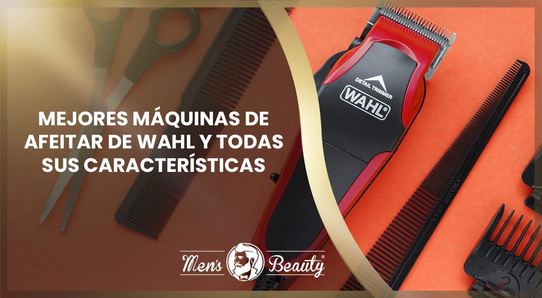 mejores maquinas de afeitar afeitadoras wahl cortapelos maquinas de retoque hombre
