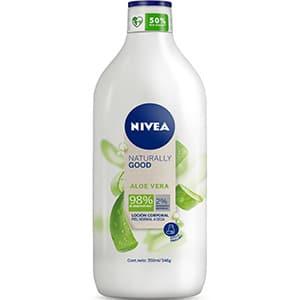mejores productos belleza hombre cremas hidratantes corporales masculina pieles normales nivea naturally good locion corporal