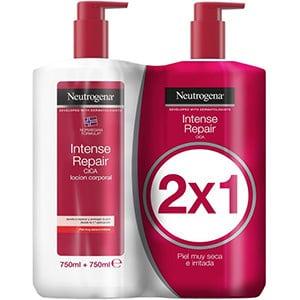 mejores productos belleza hombre cremas hidratantes corporales masculina pieles secas neutrogena reparacion intensa