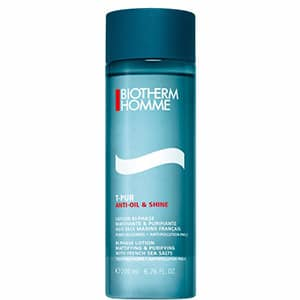 mejores productos belleza hombre cremas hidratantes faciales masculina pieles grasas biotherm homme t pur anti oil shine