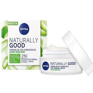 mejores productos belleza hombre cremas hidratantes faciales masculina pieles mixtas nivea naturally good
