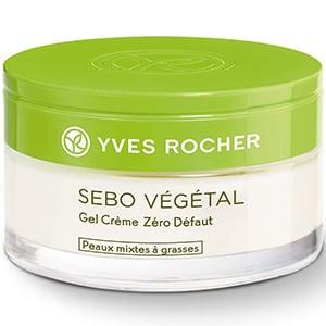 mejores productos belleza hombre cremas hidratantes faciales masculina pieles mixtas yves rocher sebo végétal