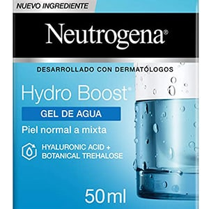 mejores productos belleza hombre cremas hidratantes faciales masculina pieles normales neutrogena hydro boost