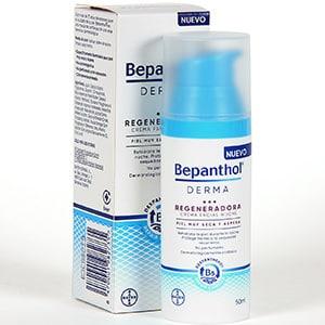 mejores productos belleza hombre cremas hidratantes faciales masculina pieles secas bepanthol derma regeneradora