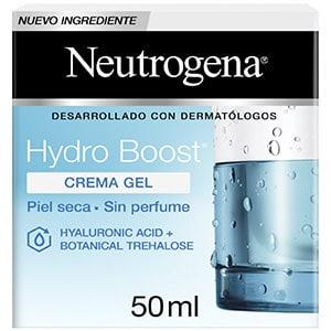 mejores productos belleza hombre cremas hidratantes faciales masculina pieles secas neutrogena hydro boost